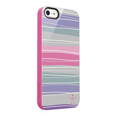 Shield Pastels Case for iPhone 5 -$ SideView1Image