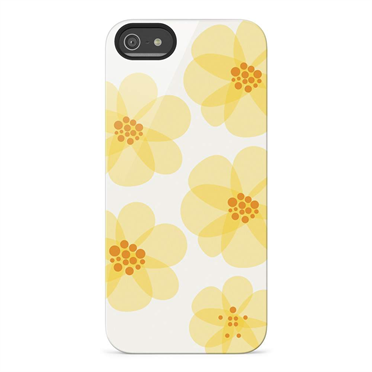 Shield Blooms for iPhone 5 P-F8W174