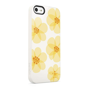 Shield Blooms for iPhone 5 -$ SideView1Image