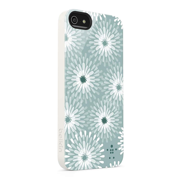 Shield Blooms Case for iPhone 5 -$ SideView1Image