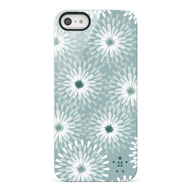 Shield Blooms Case for iPhone 5 P-F8W178