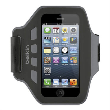 Ease-Fit Armband for iPhone 5 -$ FrontViewImage