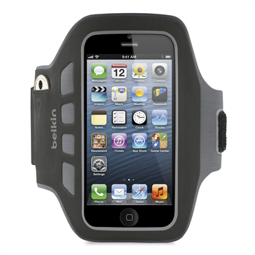 Ease-Fit Plus Armband for iPhone 5 -$ FrontViewImage