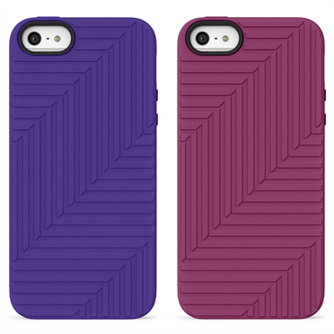 Flex Case for iPhone 5- 2 Pack -$ TopViewImage