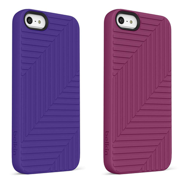 Flex Case for iPhone 5- 2 Pack -$ SideView1Image