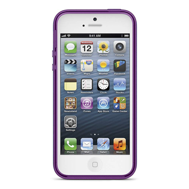 Grip Candy Sheer Case for iPhone 5 -$ TopViewImage
