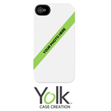 Yolk Custom Case for iPhone 4/4S P-F8W129