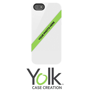 Yolk Custom Case for iPhone 5 P-F8W240