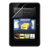 "TrueClear Transparent Screen Protector for Kindle Fire HD 7"" P-F7P019-2"