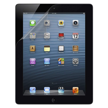 TrueClear Anti-Smudge Screen Protector for iPad 2/ iPad 3G P-F8N801
