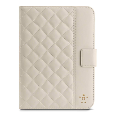 Quilted Cover with Stand for iPad mini P-F7N007
