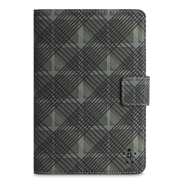 Tartan Cover with Stand for iPad mini -$ HeroImage