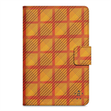 Tartan Cover with Stand for iPad mini P-F7N016