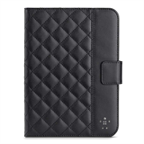 Quilted Cover with Stand for iPad mini P-F7N040
