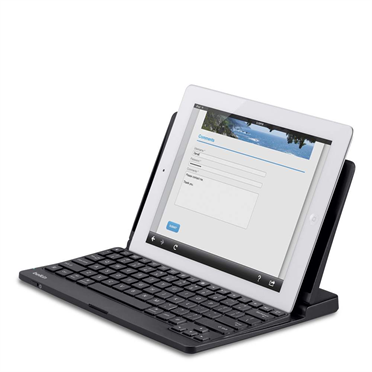 YourType™ iPad Keyboard + Stand -$ HeroImage