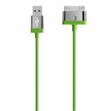 MIXIT↑ 30-Pin to USB ChargeSync Cable P-F8J041