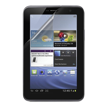 TrueClear Damage Control Screen Protector for Samsung Galaxy Tab 2 7.0 -$ HeroImage