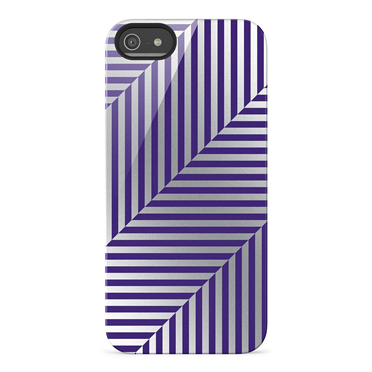 Shield Pinstripe Case for iPhone 5 P-F8W120