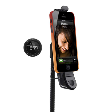 TuneBase® Hands-Free FM for iPhone 5 -$ HeroImage
