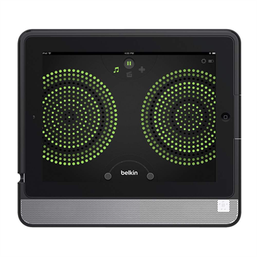 Belkin Thunderstorm Handheld Home Theater for iPad 2, iPad 3rd Gen -$ HeroImage