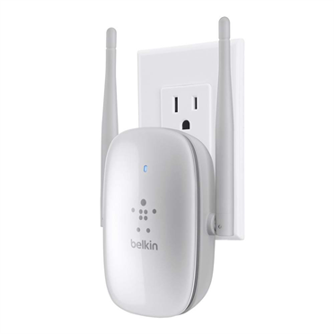 N600 Dual-Band Wi-Fi Range Extender -$ FrontViewImage