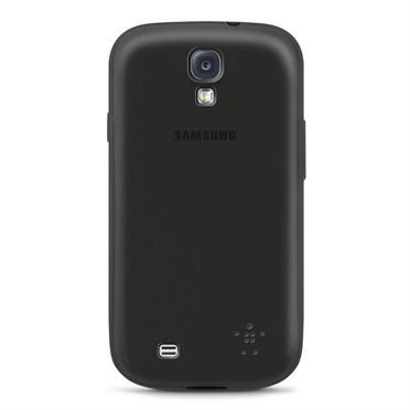 SAMSUNG GALAXY S4 Grip Sheer Matte Case P-F8M551