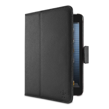 Leather Tab Cover with Stand for iPad mini -$ HeroImage