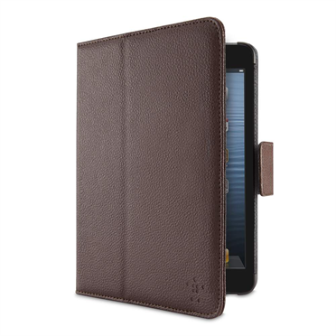 Belkin Leather Tab Cover with Stand for iPad mini -$ HeroImage