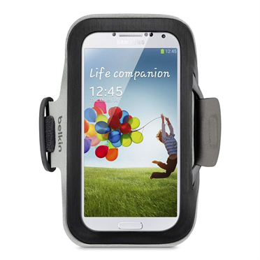 SAMSUNG GALAXY S4 Slim-Fit Armband -$ HeroImage