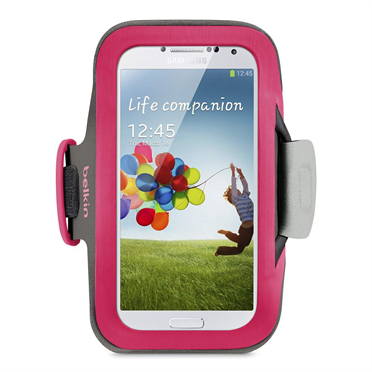 Slim-Fit Armband for Galaxy S4 P-F8M558