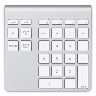 YourType™ <i>Bluetooth</i><sup>&reg;</sup> Wireless Keypad  P-F8T067