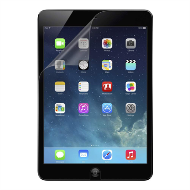 TrueClear Anti-Smudge Screen Protector for iPad mini -$ HeroImage