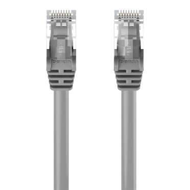 CAT5e Ethernet Patch Cable Snagless, RJ45, M/M -$ TopViewImage